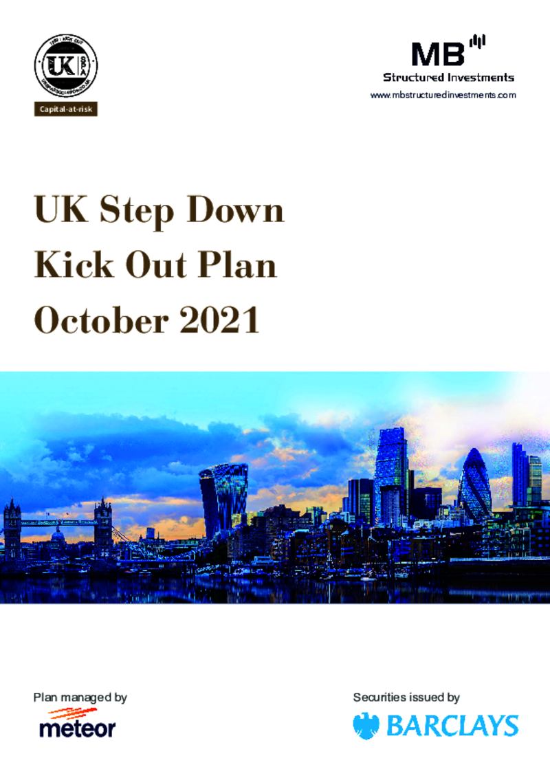 MB Structured Investments UK Step Down Kick Out Plan September 2020