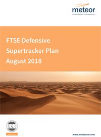 FTSE Defensive Supertracker Plan June 2017 brochure
