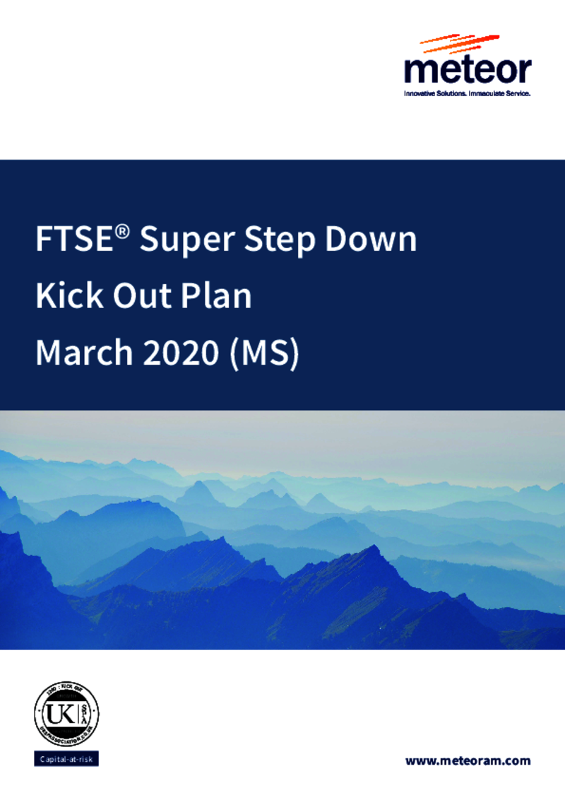 FTSE Super Step Down Kick Out Plan December 2018