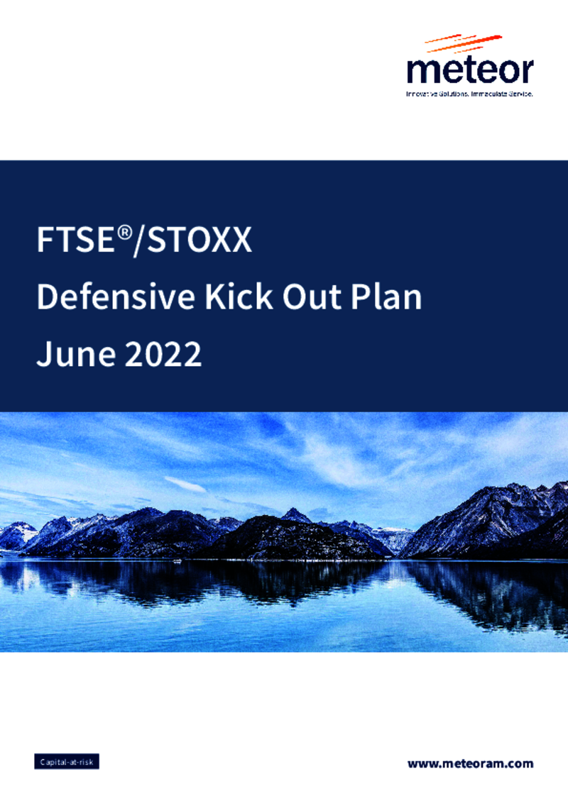 FTSE STOXX Defensive Kick Out Plan February 2020