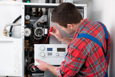 boiler breakdown technician