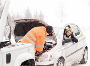 breakdown cover winter driving tips