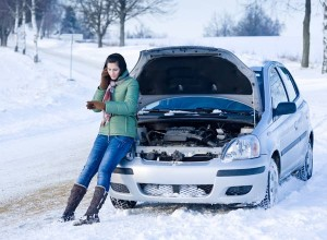 winter driving tips breakdown cover