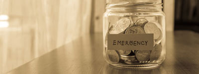 home emergency fund