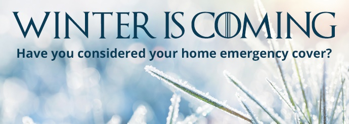 Winter Home Emergency Cover