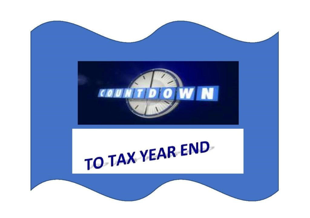 Tax Year End