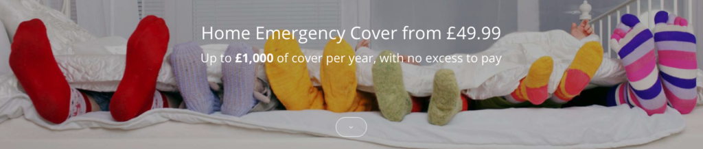 Heating and Home Emergency Cover